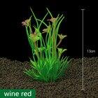 Umělá květina do akvária - více barev