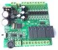 EX1S FX1S-14MR controlador lógico programável 8 entrada 6 saída RS485 Modbus RTU controlador plc sistema de controles de automação plc
