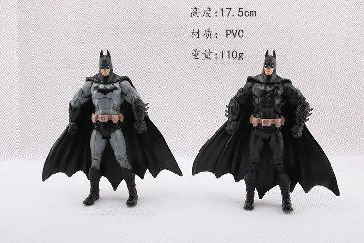 Boys Favourite Toys Batman Action Figure Joint Moveable Various Pose HOT Super Heroes Avengers Figure Kids Toy 717.5CM
