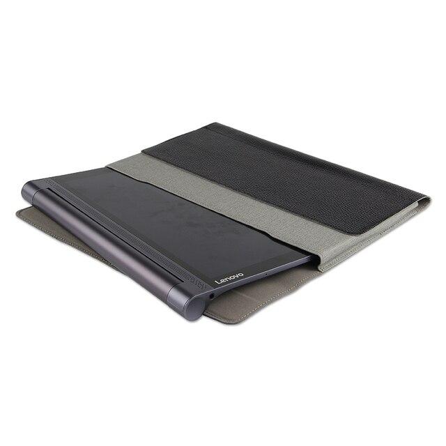 Чехол из натуральной кожи для Lenovo YOGA Tab 3 Pro, защитный смарт-планшет для Lenovo yoga Tab 3 Pro, YT3 X90F X90L X90M, 10,1 дюйма, Воловья кожа