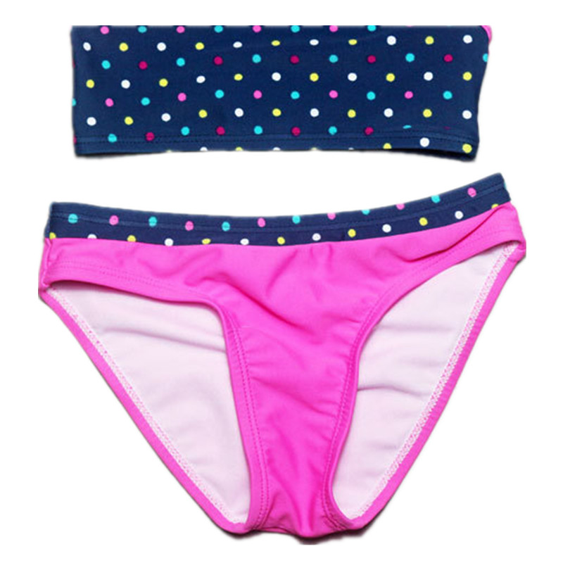 8fd27041f Girls Bathing Suits biquini infantil swimwear girls Kids swimming suit two  pieces bathing suit for girl Children bikini set-in Children's Two-Piece  Suits ...