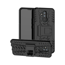 For Huawei Mate 20 Lite Case Heavy Duty Hard Rubber Silicone Phone Case Cover Mate 20 Lite Case for Huawei Mate 20 Lite Fundas huawei mate 20 lite case cover armor rubber heavy duty phone case huawei mate 20 lite back cover huawei mate 20 lite fundas 6 3