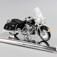 1:18 scale Harley 2001 FLHRCI FLHRC Road Vua Cổ Điển Touring diecast xe máy Cruiser thể thao có kiểu dáng xe máy xe ô tô đồ chơi