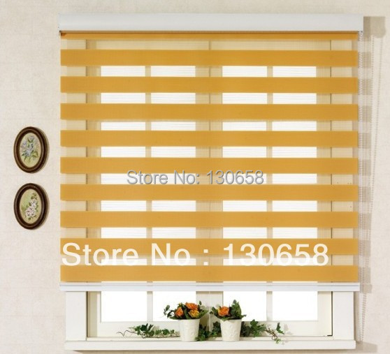 Aliexpress Com Buy 2015 Hot Promotion Custom Made Window Blinds And Zebra Blinds Roll Blinds Best Quality For Custom Free Shipping From Reliable Blind