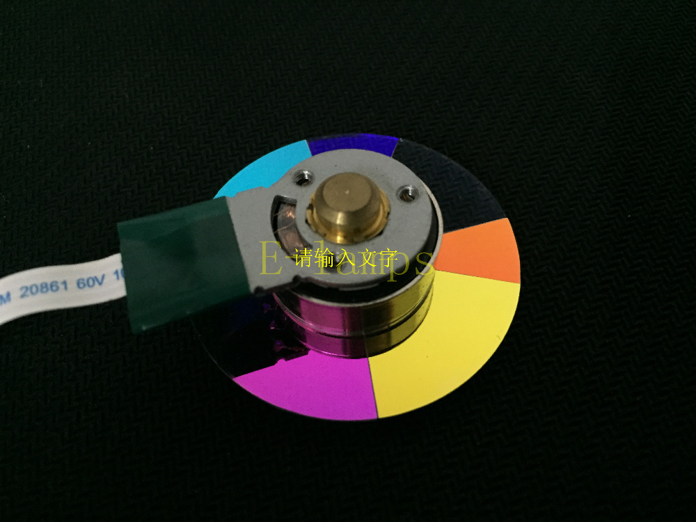 (NEW) Original Projector Colour Color Wheel For Benq MS500 brand new color wheel module fit for benq ms502 projector