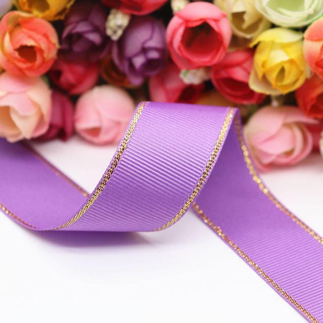 10mm Pride Flowers 38\u201d w grosgrain ribbon