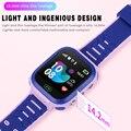 T18  новинка 2019  умные часы LBS  Детские умные часы  детские часы  SOS  локатор  трекер  анти-потеря