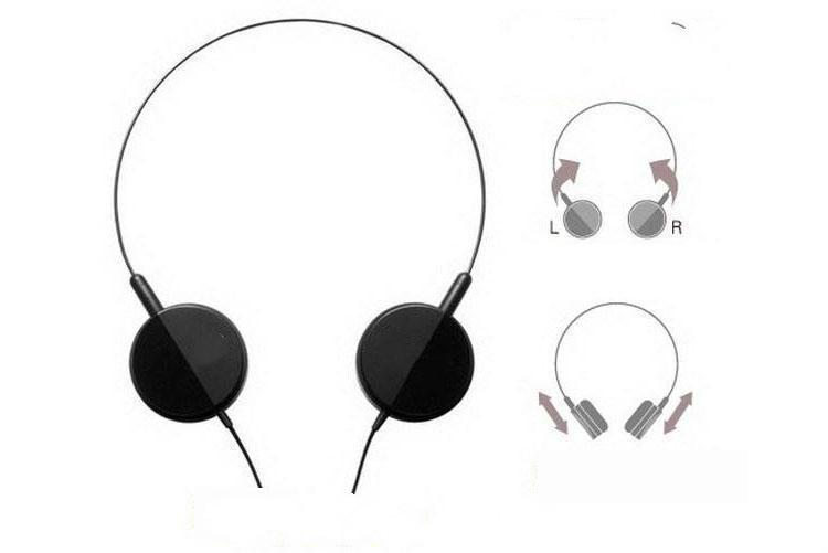 Bass headphones headband headset sport earphone for phone pc