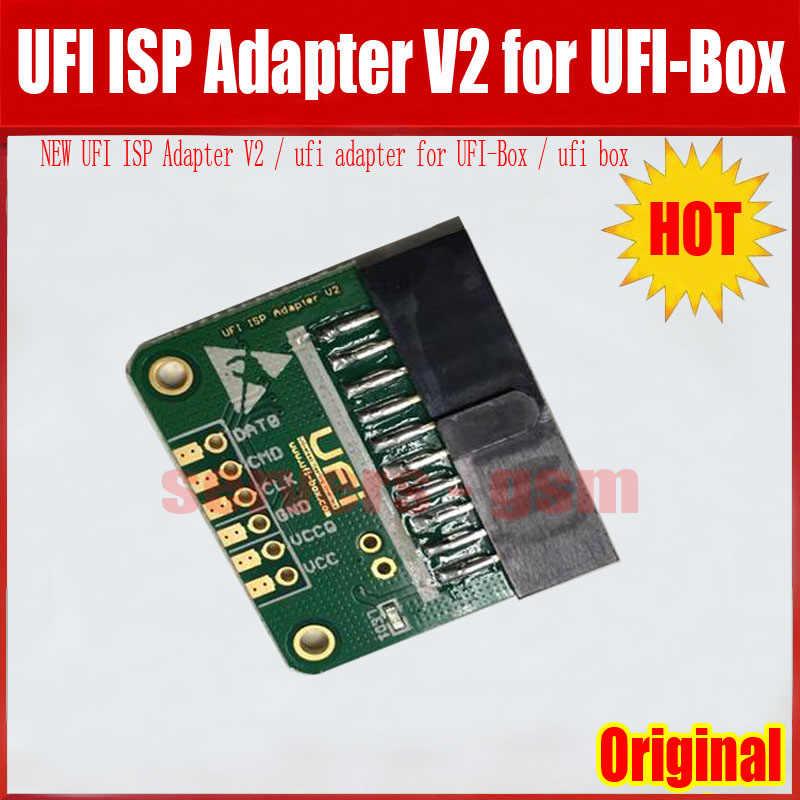 2019 NEW ORIGINAL UFI ISP Adapter V2 / ufi adapter for UFI