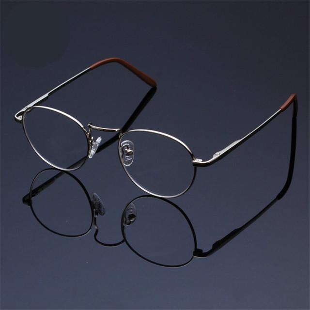 Envío gratis marco de los vidrios gafas gafas de metal lleno marco B marcos de titanio ultra ligero gafas masculinas marco de titanio puro