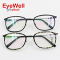 Unisex myopia and reading eyehlasses fashion retro style optcial frame for men and women high quality  2016 new Korea design