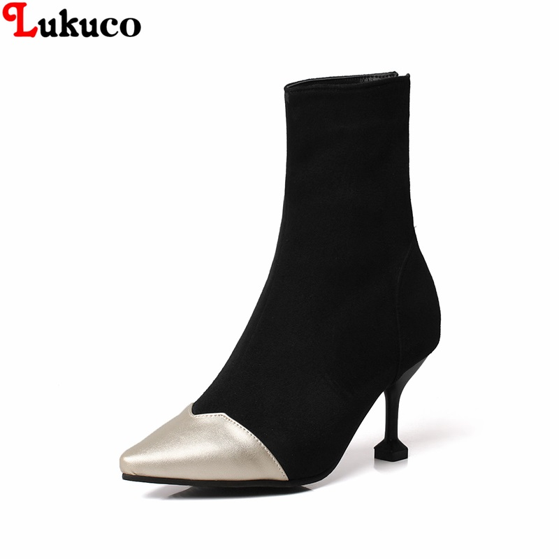 Gratuite 43 Pompes gris Mélangées Taille Haute Lukuco La Boot 44 Couleurs Court De Dame Femme 46 Noir 47 48 45 Plus Rapide Main Qualité Grand Chaussures wT4Rz