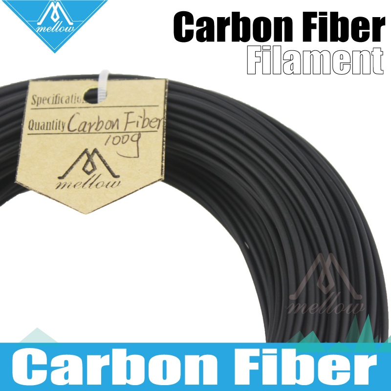 100g Impressora 3D Material 1.75 milímetros 30% Fibra De Carbono Filamento PLA RepRap/Makerbot/Ultimaker/Mendel/ kossel/creatbot, etc Vendas 3D CANETA