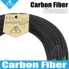 100g 3d impressora material 1.75mm 30% fibra de carbono pla filamento reprap/makerbot/ultimaker/mendel/kossel/creatbot, etc vendas 3d caneta