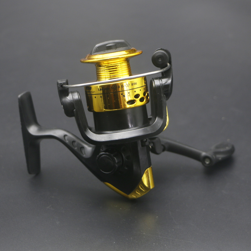 HT200 II New Water Resistant Carbon Drag Spinning Reel with Larger Spool 19KG Max Sea Boat Fishing