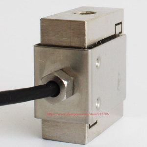 Image 3 - 10 15V Mini S Type Load Cell / Tension Sensor / Weighing transmitter 1kg 3kg 5kg 10kg 20kg 30kg 50kg