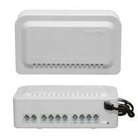 208 PBX PABX Intercom Analog Phone Switch System Control Unit 2 Lines 8 Extensions Soho 110V