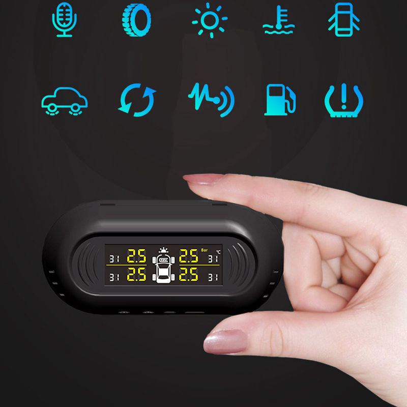 TPMS USD LCD Tyre 3