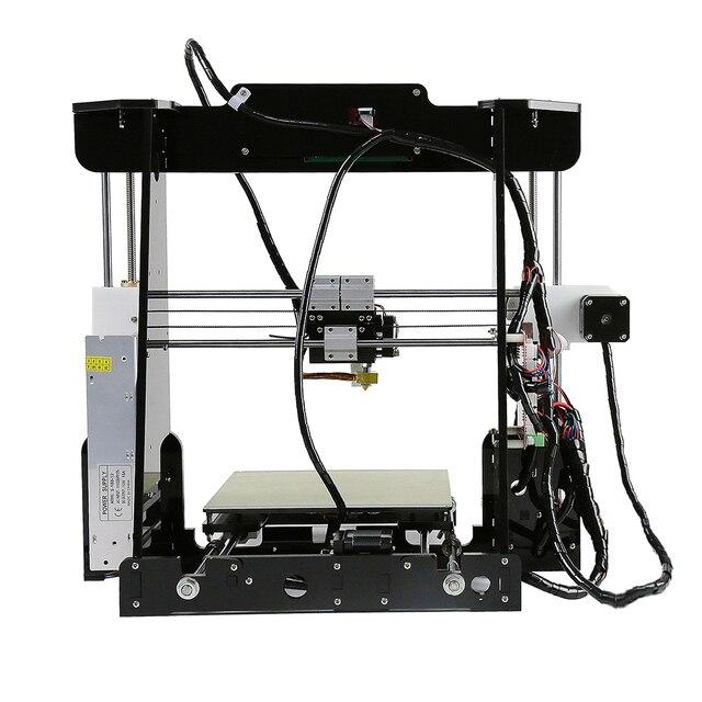 Anet A8 A6 Auto Level A8 A6 FDM 3d Printer High-precision Extruder Prusa i3 3D Printer Kit DIY with PLA Filament Impresora 3d 4