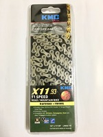 KMC X11 93 116L Bicycle Chain 11 Speed Bicycle Chain With Original Box And Magic Button