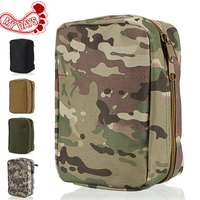 MY DAYS Wholesale Outdoor Sports Packet Military Tactical Bags Waterproof Hunting Utility Pouch Army Green Black