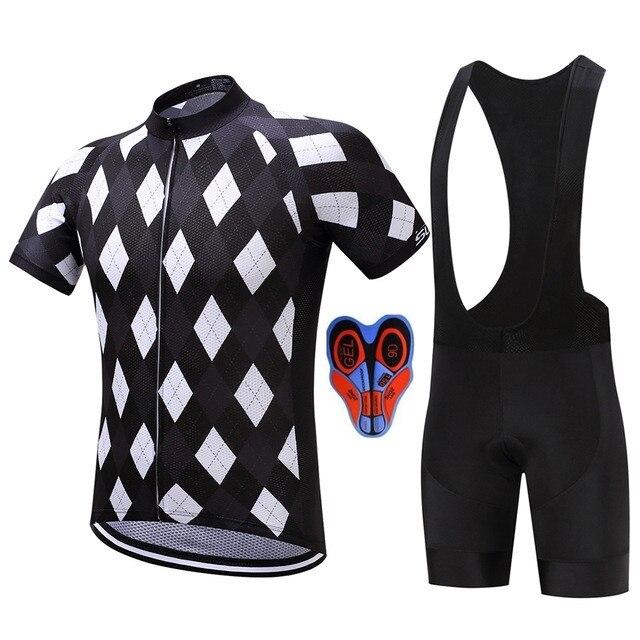 2018 Новые Pro Майо MTB велосипеда одежда Велосипедная форма Ropa Ciclismo Велоспорт комплекты гоночный велосипед Велоспорт Джерси комплект