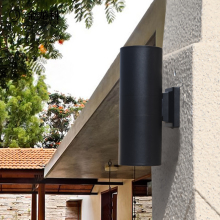 super Bright IP65 9W LED Outdoor Garden Up & Down Wall Light Lamp Yard Corridor Villas Parks Modern lighting high quality 2017