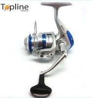 TopLine Tackle Fishing Reel BD series alu cnc handle Spinning Reel Freshwater rubber knob Spinning Reel Saltwater Fish Reel