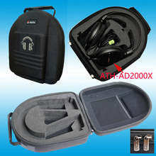 V-MOTA TDC Headphone Carry case boxs For Audio Technica AH-A1000X AH-A2000X ATH-A900X ATH-A700X headphone(headset suitcase)