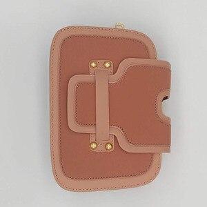 Image 5 - チェーンバッグ韓国語バージョンのすべて一致マッチメッセンジャーバッグファッション多層シングルショルダー小正方形のバッグ