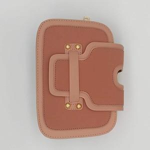 Image 5 - Borsa a catena versione coreana tutte le partite abbinano borsa a tracolla borsa quadrata piccola a spalla singola multistrato