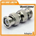 Nickel-Plated BNC Male to BNC Male Plug male Connector