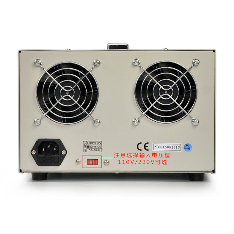 3205II High-precision Double Way Direct Regulated High-power Adjustable Linear laboratory Power Supply Ageing Test Charge DC