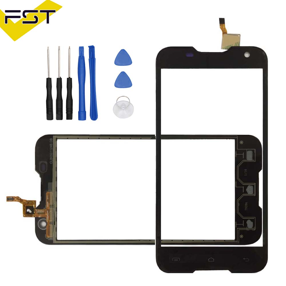 For Blackview BV5000 Touch Screen Digitizer 100% Tested Digitizer Glass Panel Touch Replacement For Blackview BV 5000