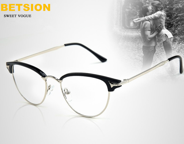 Vintag Eyeglass Frame FULL RIM Retro Glasses Spectacles Man Women ...