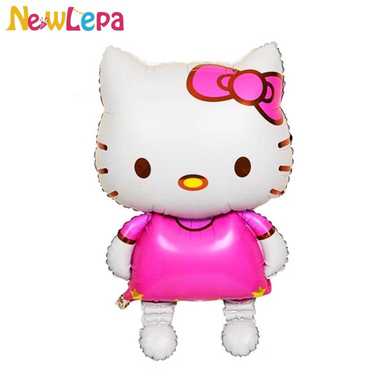 ٩(^‿^)۶3.8 envío gratis tamaño grande dibujos animados Hello Kitty ...