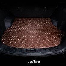 Kalaisike Custom car stamm matten für Lexus Alle Modelle ES IS C IST LS RX NX GS CT GX LX570 RX350 LX RC RX300 LX470 auto styling