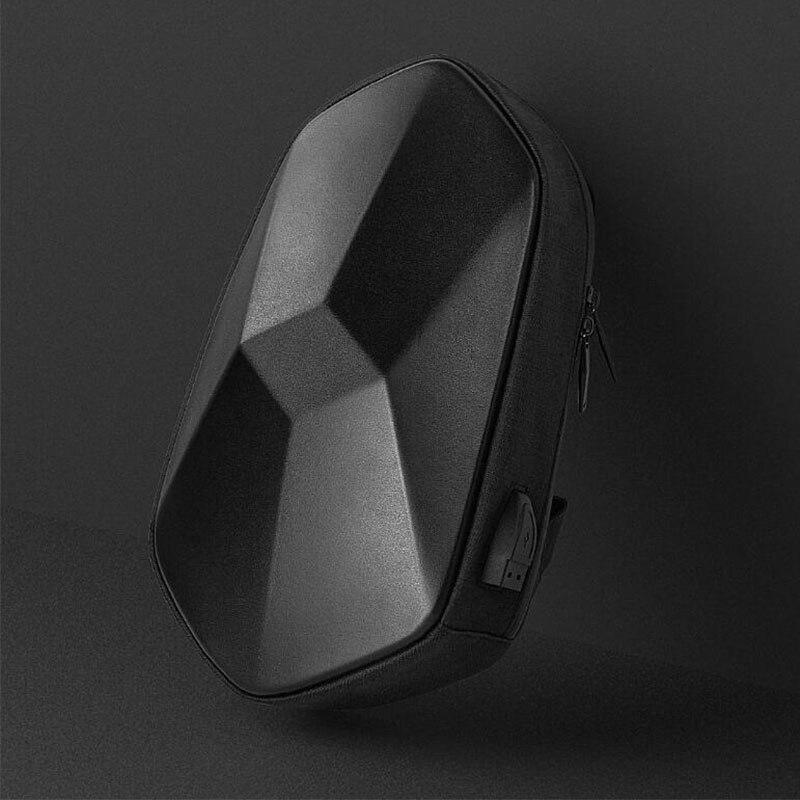 Xiaomi tajezzo polyhedron plutônio mochila usb saco