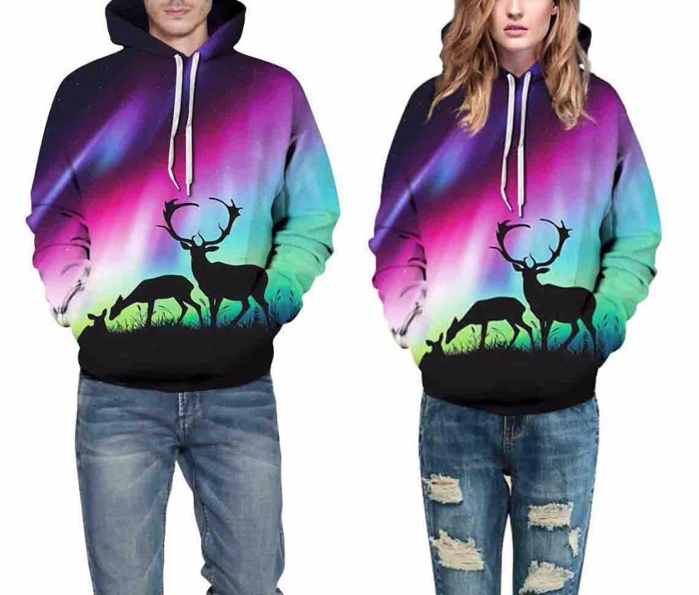 Leezeshaw New fashion Anime Cartoon Long Sleeve Sweatshirts with Cap Men/women 3D Hoodies Digital Print Party Hooded Thin Hoody
