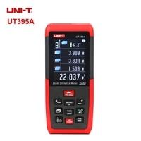 JEDNOSTKA UT395A Profesjonalne Dalmierz Laserowy Odległość Metrów 50 m Złącze USB Uniwersalny Elektronów Poziomu Władca