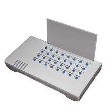 Sim-банк SIM32 sim-сервер для GOIPs, SMB32 Дистанционного СИМ-карты управления (Авто IMEI Переменчивый + Авто SIM Вращения)
