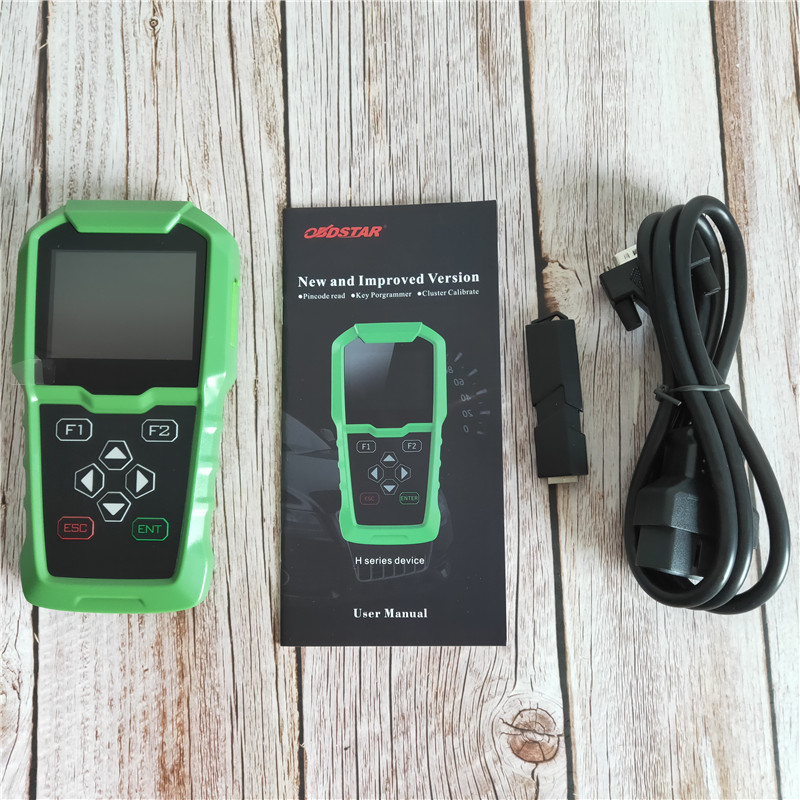 Automobiles & Motorcycles 100% Origional Obdstar H100 For Ford/mazda Auto Key Programmer Supports 2017/2018 Year Models Like F250/f350 Auto Key Programmers