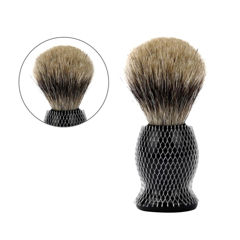 Sexy Man 1PC Shaving Brush Pure Badger Hair Shaving Brush Resin Handle Best Shave Barber