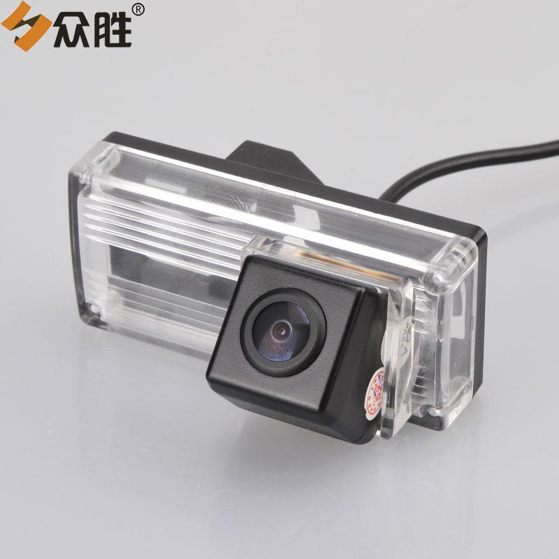 for Toyota Land Cruiser LC 100 120 200 Prado Wireless Car Rear View Camera Auto Backup