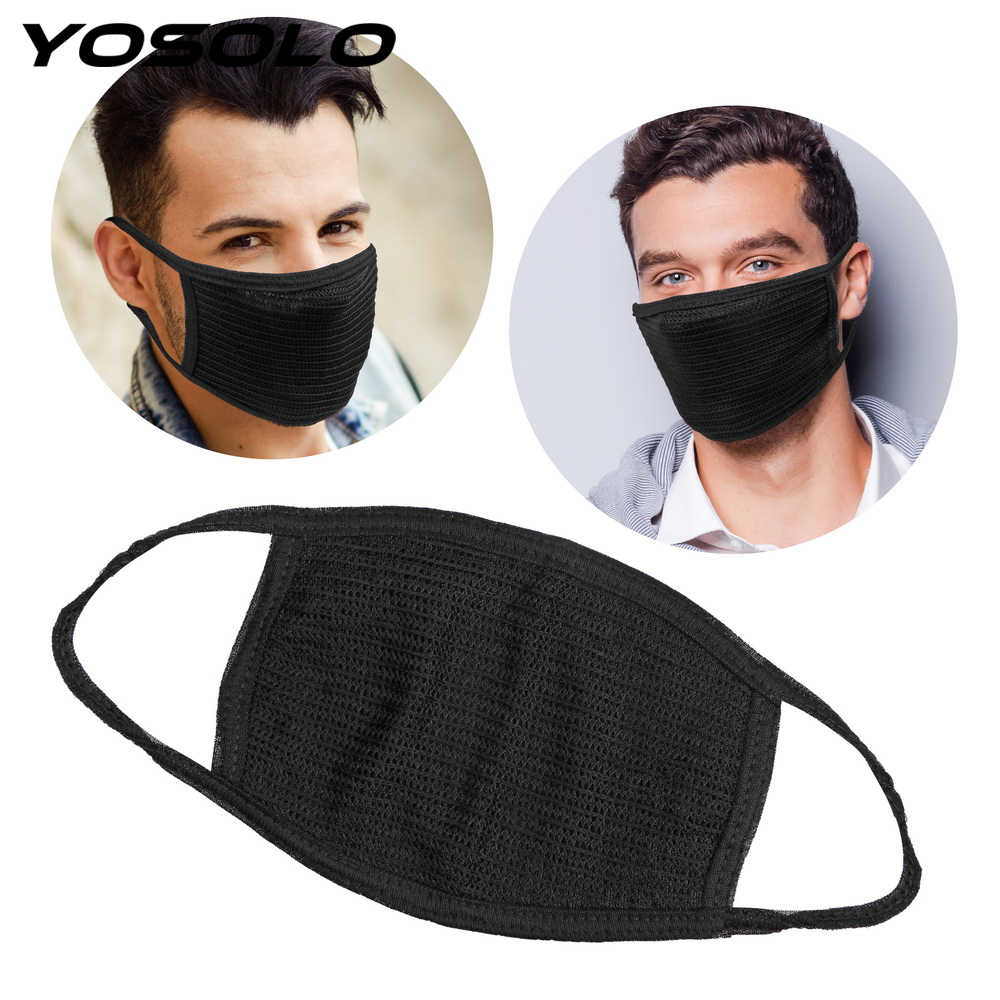 9210594fc Detail Feedback Questions about Cotton Anti dust Mask Outdoor Sports Cycling  Unisex Double Layer Motorcycle Bicycle Wearing Windproof Warm Face Mouth  Half ...