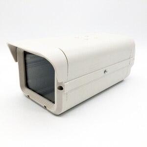 Image 2 - Внешний корпус для камеры видеонаблюдения 275x109x93 мм, алюминиевый серый защитный чехол