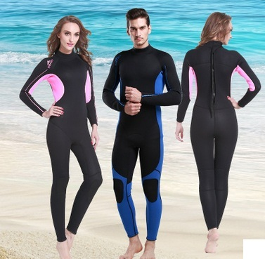 SBART Neoprene Wetsuit Women Men 3MM Scuba Swim Surf Suit Snoklling Surfing Diving Suit Spearfishing Wet Suit Keep Warm Swimsuit sbart 303