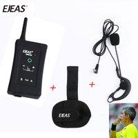 Vnetphone FBIM Wireless Full Duplex Football Referee Intercom Headset 1200M Bluetooth Referee Interphone Communicator Intercom