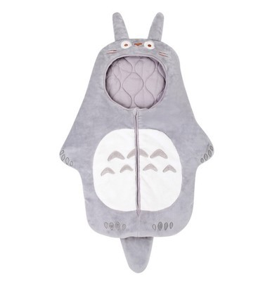 New Arrival Newborn Sleeveless Baby Sleeping Bag Cartoon Bear 100% Cotton Kids Sleeping Bag Baby Sleep Sacks  0-1Years