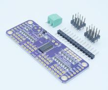 5pcs/lot DIY KIT 16 Channel 12-bit PWM/Servo Driver-I2C interface-PCA9685 for arduino or Raspberry pi shield module servo shield